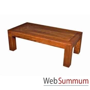 Table basse fabriqué en Indonésie Meuble d'Indonésie -54293