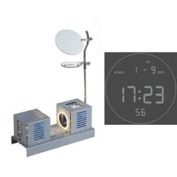Horloge projetée Designheure Oh Digitale -ohdi