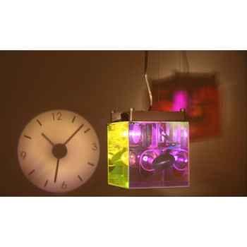 Accessoire Suspension Designheure pour horloge projetée Coolheure -coacsu