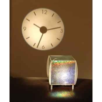 Horloge projetée Designheure Coolheure Spangles -cosp