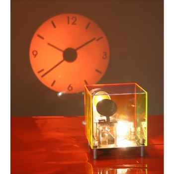 Horloge projetée Designheure Coolheure Vitamin -covi