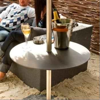 Table accessoire parasol Sywawa Bla Bla noir -71919005