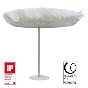Parasol Sywawa Frou Frou blanc -3339R003