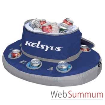 Bar flottant Kelsyus bleu -80010