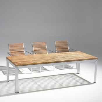 Table ExTempore Extremis Hauteur intermédiaire rectangulaire -ET135-69
