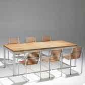 table extempore extremis hauteur standard rectangulaire avec rallonge et180bb 75