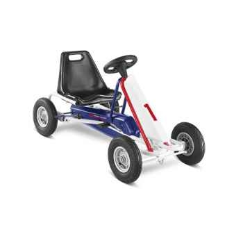 Karting à pédales Puky Blanc Bleu F 20L
