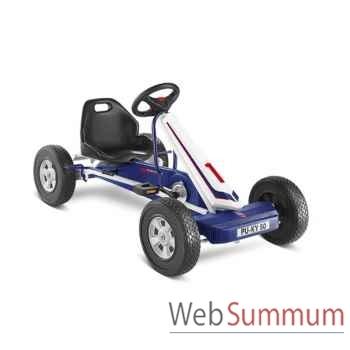 Karting à pédales Puky Blanc Bleu F 50
