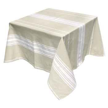 Nappe rectangulaire Artiga Corda Metis Blanc 350 x 165