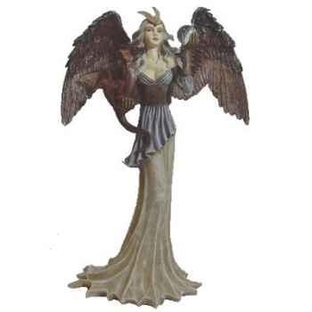 Figurine Elfe Les Etains Du Graal Fée -45103