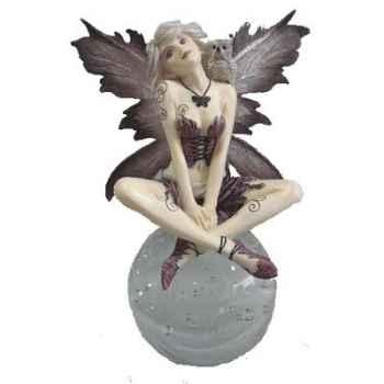 Figurine Elfe Les Etains Du Graal Fée -45202