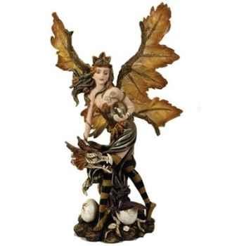 Figurine Elfe Les Etains Du Graal Fée -46108