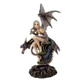 Figurine Elfe Les Etains Du Graal Fée -46110