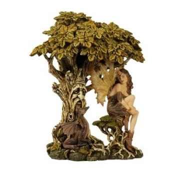 Figurine Elfe Les Etains Du Graal Fée -46503