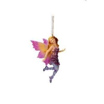 Figurine Elfe Les Etains Du Graal Fée Suspendue -42001