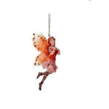 Figurine Elfe Les Etains Du Graal Fée Suspendue -42002