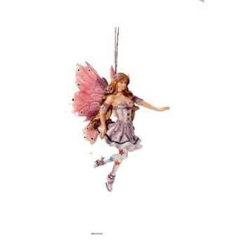 Figurine Elfe Les Etains Du Graal Fée Suspendue -42005