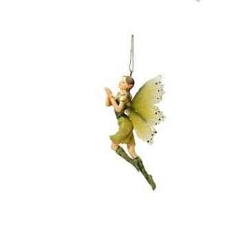 Figurine Elfe Les Etains Du Graal Fée Suspendue -42006