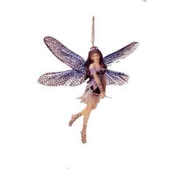Figurine Elfe Les Etains Du Graal Fée Suspendue -42008