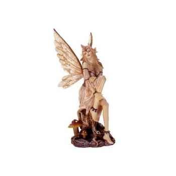 Figurine Elfe Les Etains Du Graal Fée Suspendue -42009