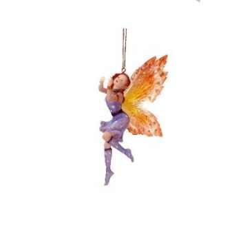Figurine Elfe Les Etains Du Graal Fée Suspendue -42010