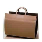 porte buches midipy en cuir camemid014