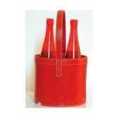 midi bar single midipy en cuir rouge mid027