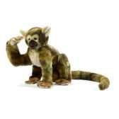 peluche singe ecureuianima 5493