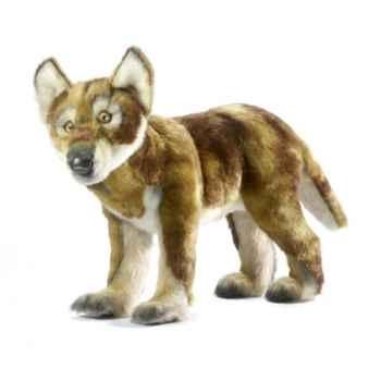 Peluche Loup bébé debout Anima-5513