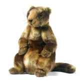 peluche marmotte anima 5497
