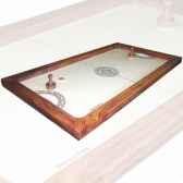 shuffle puck en bois 130cm sp1