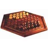 abalone en bois de palissandre 61cm aba1