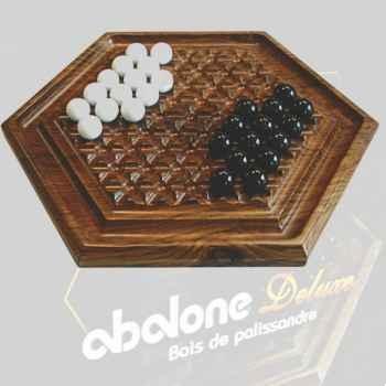 Abalone Deluxe en bois de palissandre 36cm -ABA2