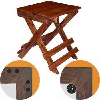 Pieds hauteur standard pour table de Carrom Champion et Winit en bois de palissandre 65cm -ACC24