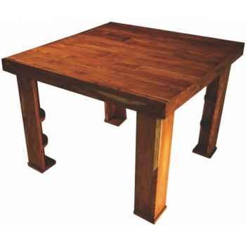Couvre Table de Carrom Champion et Winit en bois de palissandre 94cm -ACC25