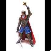 figurine le roi en armure 61378