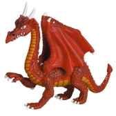 figurine le dragon rouge 60459
