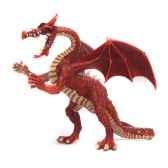 figurine le grand dragon rouge 60436