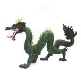 figurine le dragon chinois vert 60439