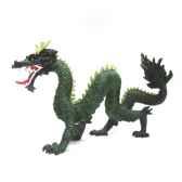 figurine le dragon chinois vert 60439