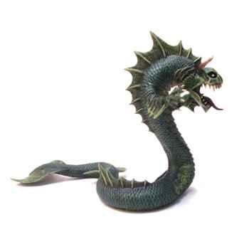 Figurine le grand dragon des mers vert-60238