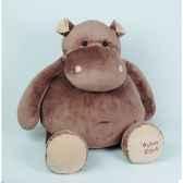 peluche hippopotame hyper geant histoire d ours 120cm ho1197