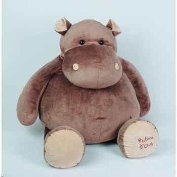 Peluche Hippopotame Hyper Géant Histoire d\'Ours 120cm -HO1197
