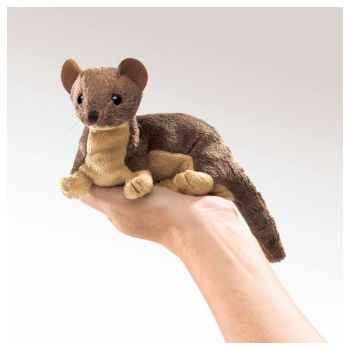 Marionnette Peluche Folkmanis Mini Belette -2720