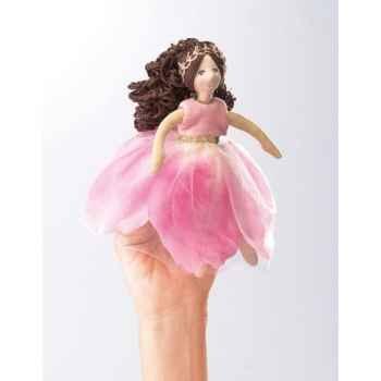 Marionnette Personnage Folkmanis Princesse Fleurs -2835