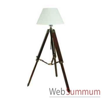 Lampadaire Lampe Trépied de Campagne -amfsl018
