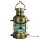 lampe a huile lampe de mouillage bronze gm amfsl045