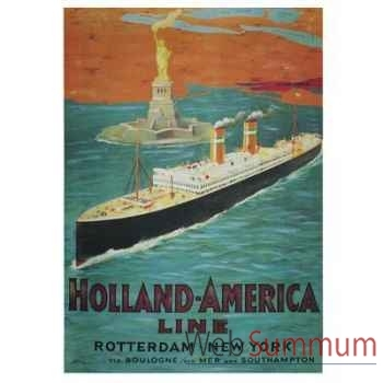 Toile Paquebot Holland America -amfac362