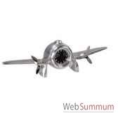 pendule aviation art deco amfap104