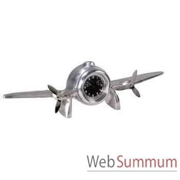 Pendule Aviation Art Deco -amfap104